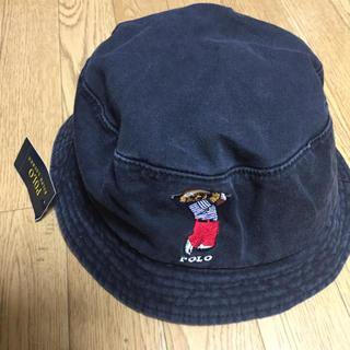 ポロラルフローレン(POLO RALPH LAUREN)のpolo ralph lauren polo bear ポロベア バケットハット(ハット)