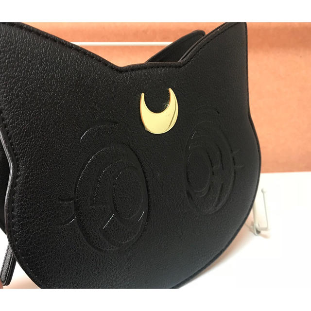 セーラームーン(セーラームーン)のGU ルナ ショルダーバッグ レディースのバッグ(ショルダーバッグ)の商品写真