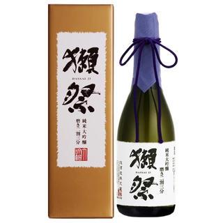 獺祭 純米大吟醸 720ml 7本 (日本酒)
