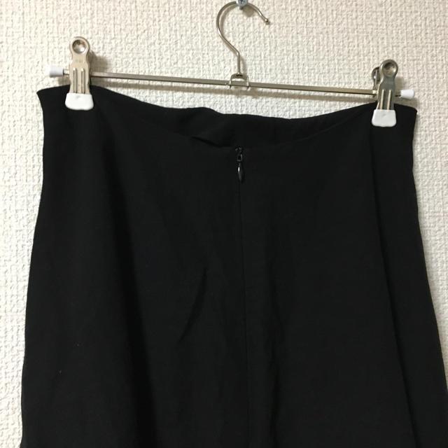 Demi-Luxe BEAMS(デミルクスビームス)のデミルクスビームス リネンフレアスカート レディースのスカート(ひざ丈スカート)の商品写真