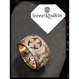ローリーロドキン(Loree Rodkin)のローリーロドキン/K18WG ダイアモンドリングR700(リング(指輪))
