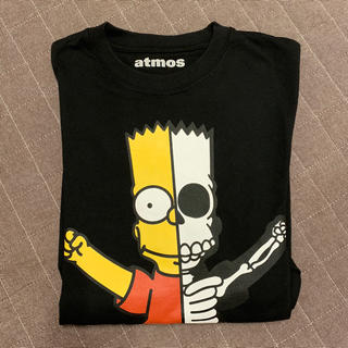 アトモス(atmos)のシンプソンズ  × atmos ロンT(Tシャツ/カットソー(七分/長袖))
