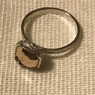カオル(KAORU)のKAORU カオル シルバー×K10リング(リング(指輪))