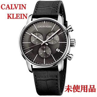 c0affaba10 カルバンクライン(Calvin Klein)のCALVIN KLEIN シティークロノ ブラック(腕時計(アナログ