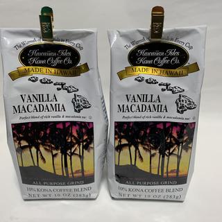 Kona - ハワイアンアイルズ コナコーヒー バニラマカデミア 283g✖️2パックセット