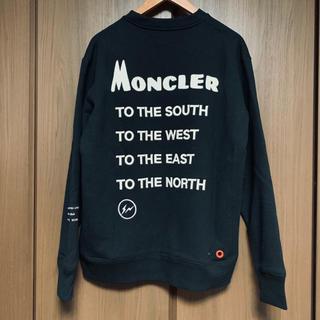 モンクレール(MONCLER)のL moncler genius fragment design スウェット(スウェット)