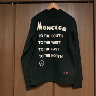 モンクレール(MONCLER)のS moncler genius fragment design スウェット(スウェット)