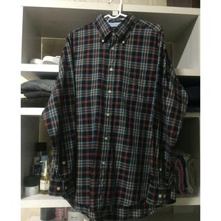 トミーヒルフィガー(TOMMY HILFIGER)のトミーヒルフィガー  チェックシャツ(シャツ)