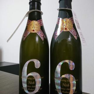 新政 NO.6 X-type 750ml 2本セット 2019.03出荷分 (日本酒)