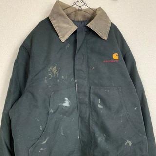 カーハート(carhartt)のCarhartt coverall jacket black(カバーオール)