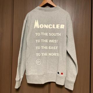 モンクレール(MONCLER)のM moncler genius fragment design スウェット(スウェット)