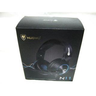 NUBWO N11 USBゲーミングヘッドセット(PC周辺機器)