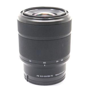 ソニー(SONY)の美品 ソニー SONY FE 28-70mm F3.5-5.6(レンズ(ズーム))
