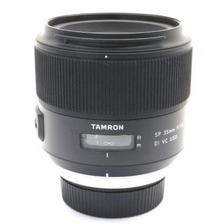タムロン(TAMRON)の美品 タムロン Tamron 35mm F1.8 ニコン 用(レンズ(単焦点))