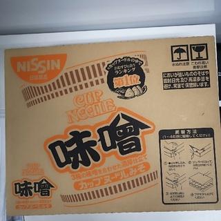 ニッシンショクヒン(日清食品)の日清食品 カップヌードル 味噌味(インスタント食品)