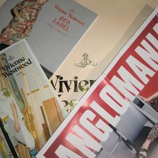 ヴィヴィアンウエストウッド(Vivienne Westwood)のヴィヴィアンウエストウッド2019SS最新ルックブックカタログ3種セット(その他)