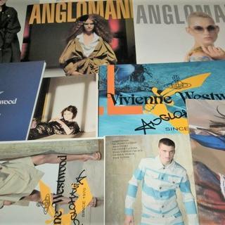 ヴィヴィアンウエストウッド(Vivienne Westwood)のインポートAnglomaniaルックブック希少カタログ9冊(その他)