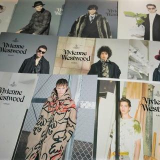 ヴィヴィアンウエストウッド(Vivienne Westwood)のヴィヴィアンMANライセンスルックブック11冊カタログ(その他)