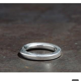 マルタンマルジェラ(Maison Martin Margiela)の定価21600円 ワークスタットミュンヘン リング マルジェラ ブレスレット(リング(指輪))