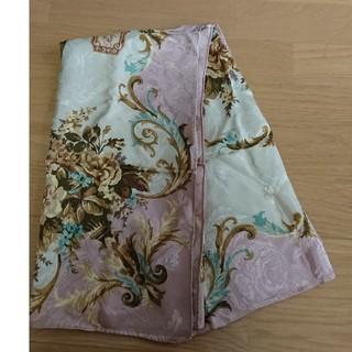 ラルフローレン(Ralph Lauren)のラルフローレン  花柄  スカーフ(バンダナ/スカーフ)
