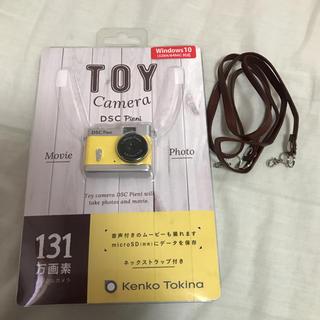 ケンコー(Kenko)のトイカメラ  ピエニ  イエロー(コンパクトデジタルカメラ)