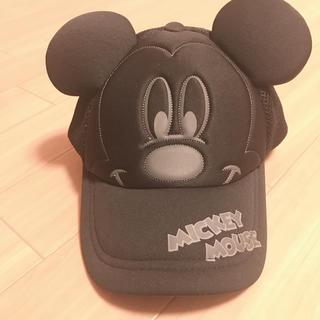 ディズニー(Disney)のmickeyキャップ(キャップ)