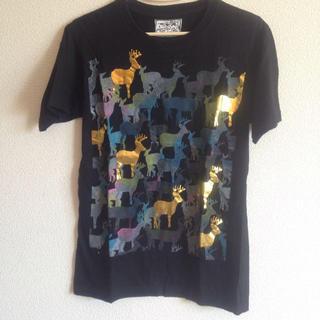 ファンキーフルーツ(FUNKY FRUIT)のシカTシャツ(Tシャツ(半袖/袖なし))