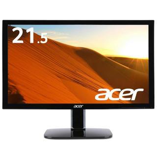エイサー(Acer)のPCモニター Acer KA220HQbid (ディスプレイ)