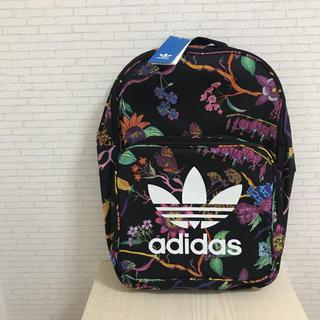b9fa2612d3daa アディダス(adidas)の✨adidas✨リュック バックパック花柄 CLASSIC BACKPACK③(
