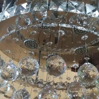 LED シーリングライト シャンデリア(天井照明)