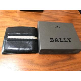 バリー(Bally)のバリーメンズ財布(折り財布)