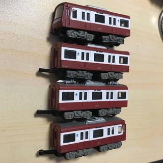 バンダイ(BANDAI)のBトレイン 京急2000系 4両(鉄道模型)