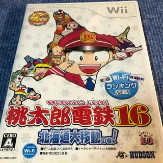 Wii - 桃太郎電鉄16
