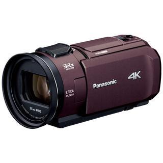 パナソニック(Panasonic)の新品☆Panasonic HC-WX1M ☆デジタル 4Kビデオカメラ(ビデオカメラ)