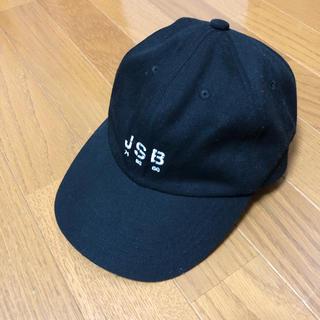 サンダイメジェイソウルブラザーズ(三代目 J Soul Brothers)のJSB キャップ 帽子(キャップ)
