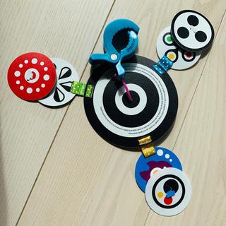 ボーネルンド(BorneLund)のボーネルンド ベビーカー用おもちゃ(ベビーカー用アクセサリー)