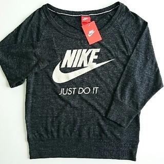 ナイキ(NIKE)の新品 NIKE トップ L ナイキ(Tシャツ(長袖/七分))