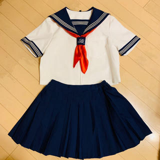 セーラー服(セット/コーデ)