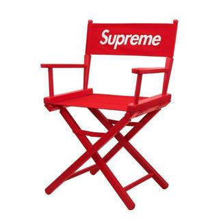 シュプリーム(Supreme)のSupreme Director's Chair red ③(その他)
