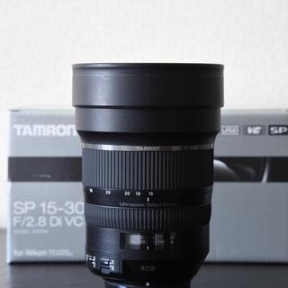 タムロン(TAMRON)のTamron 15-30 A012 Fマウント(レンズ(ズーム))