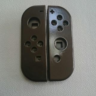 ニンテンドースイッチ(Nintendo Switch)のジョイコン塗装外装 ブロンズメタリック(メタリックブラウン)(家庭用ゲーム本体)