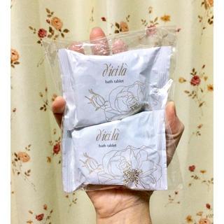 ディシラ(dicila)のdicila バスタブレット2個(入浴剤/バスソルト)