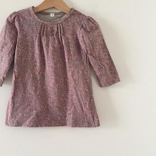 ムジルシリョウヒン(MUJI (無印良品))のチュニック(Tシャツ)