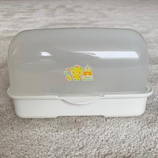 ニシマツヤ(西松屋)の哺乳瓶 消毒 電子レンジ用(哺乳ビン用消毒/衛生ケース)
