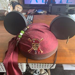 ディズニー(Disney)のパイレーツ イヤーハット(カチューシャ)