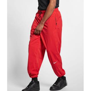 ナイキ(NIKE)の赤S 美品 NikeLab Collection Pants red(ワークパンツ/カーゴパンツ)
