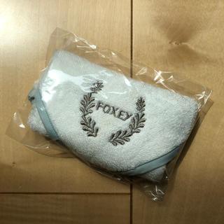 フォクシー(FOXEY)のFOXEY ノベルティ ハンカチ タオル(その他)