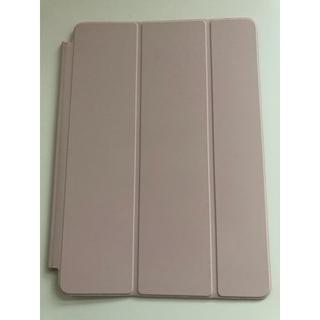 アップル(Apple)のApple純正9.7インチiPadカバー ピンク(iPadケース)