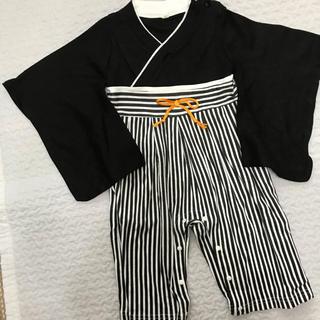 袴ロンパース(和服/着物)