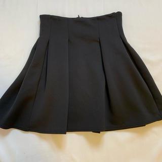 ジーユー(GU)の黒スカート  GU(その他)